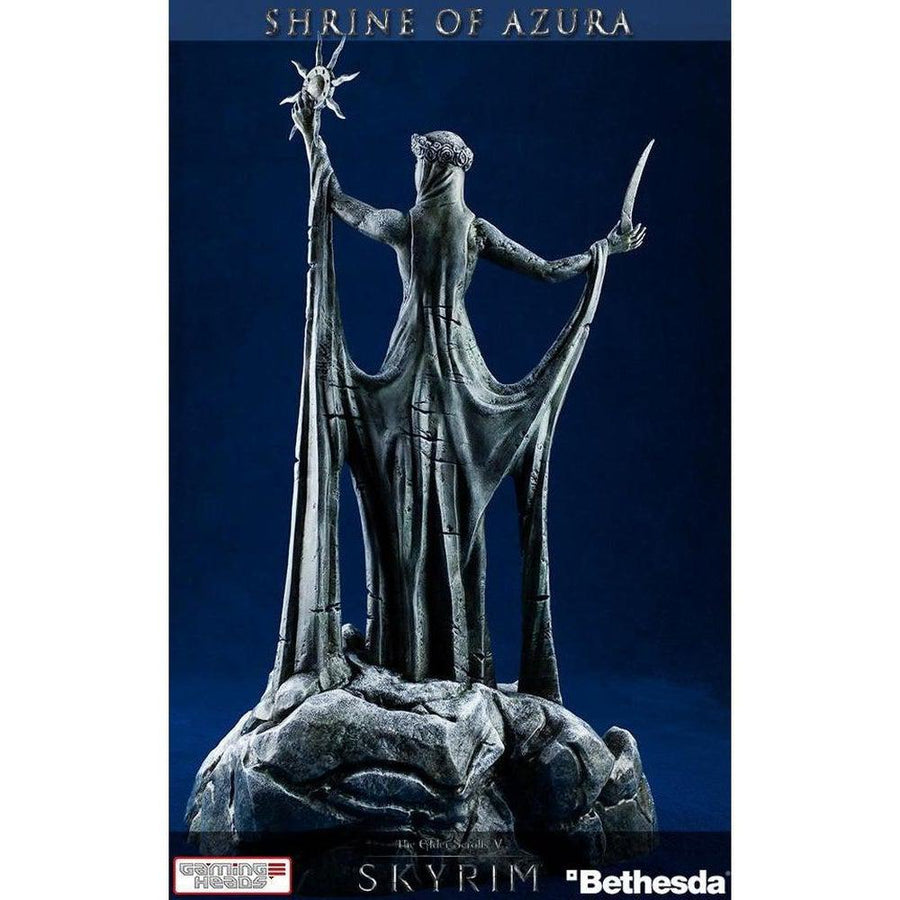 The Elder Scrolls V: Skyrim Shrine Of Azura Statue by Gaming Heads