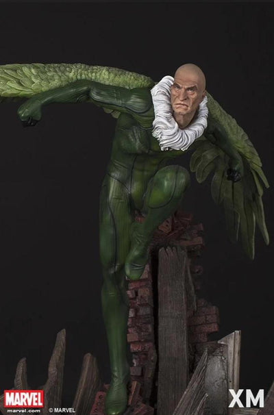 Vulture 1/4 Scale Statue by XM STUDIOS
