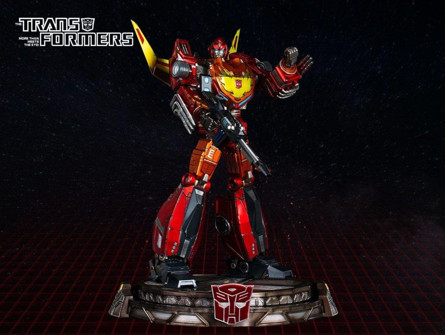 Rodimus Prime(Till All Are One) Statue by Imaginarium Art