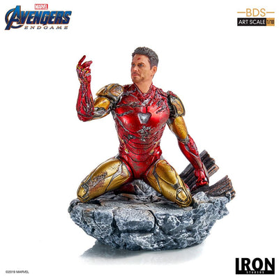 I Am Iron Man BDS 1/10 Art Scale Statue