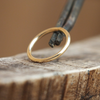14-karat Yellow Gold Hoop-Gold Nose Ring-Metal Lotus