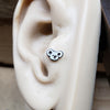 Koala Internally Threaded Labret-Internally Threaded Labret-Metal Lotus