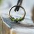 Evergreen - Deep Green Nose Ring Hoop