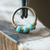 Gilded - Turquoise Blue Nose Piercing Hoop