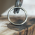 Niobium Endless Hoop