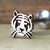 Tiger Internally Threaded Cartilage Earring