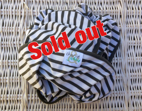 Oliver Stripe Wrap - sold out!!!!