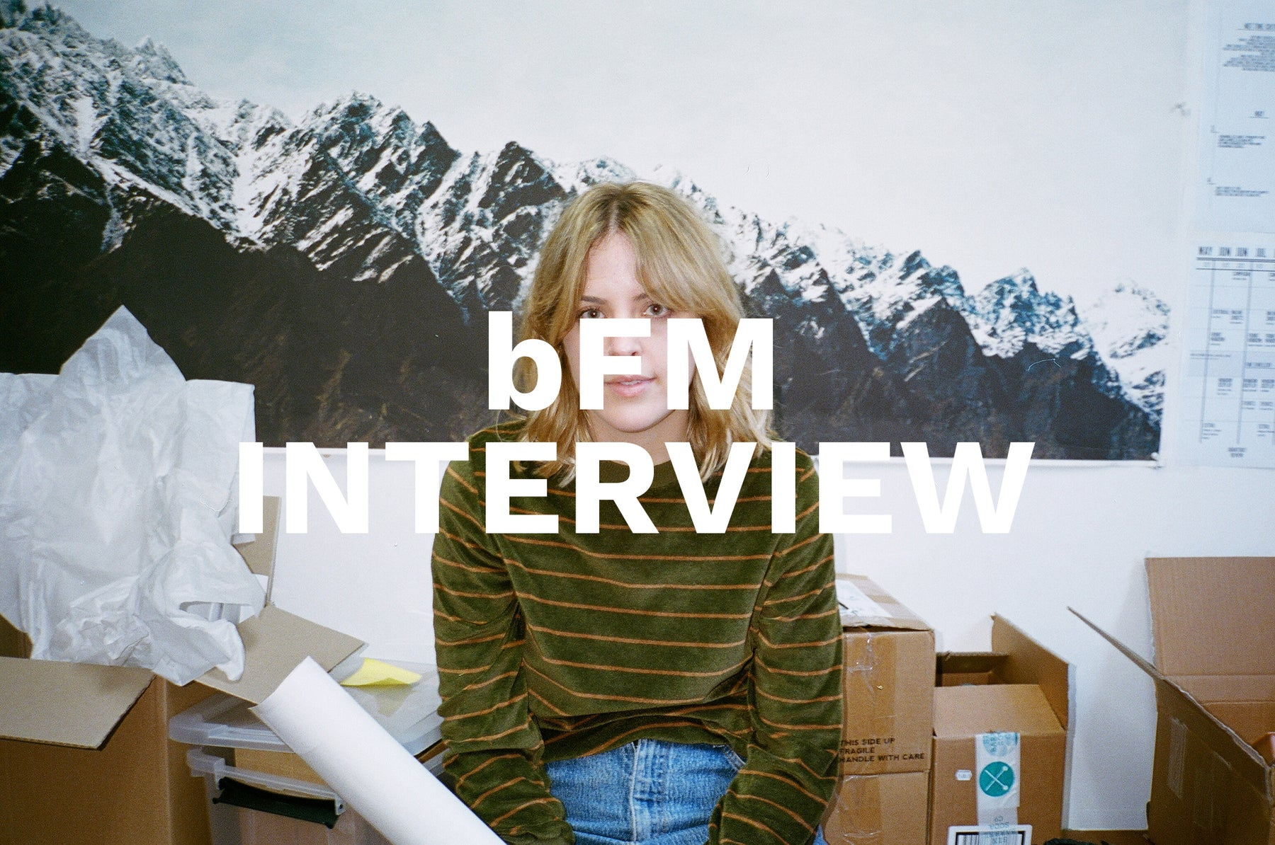 95bFM Interview About 'Fashion'