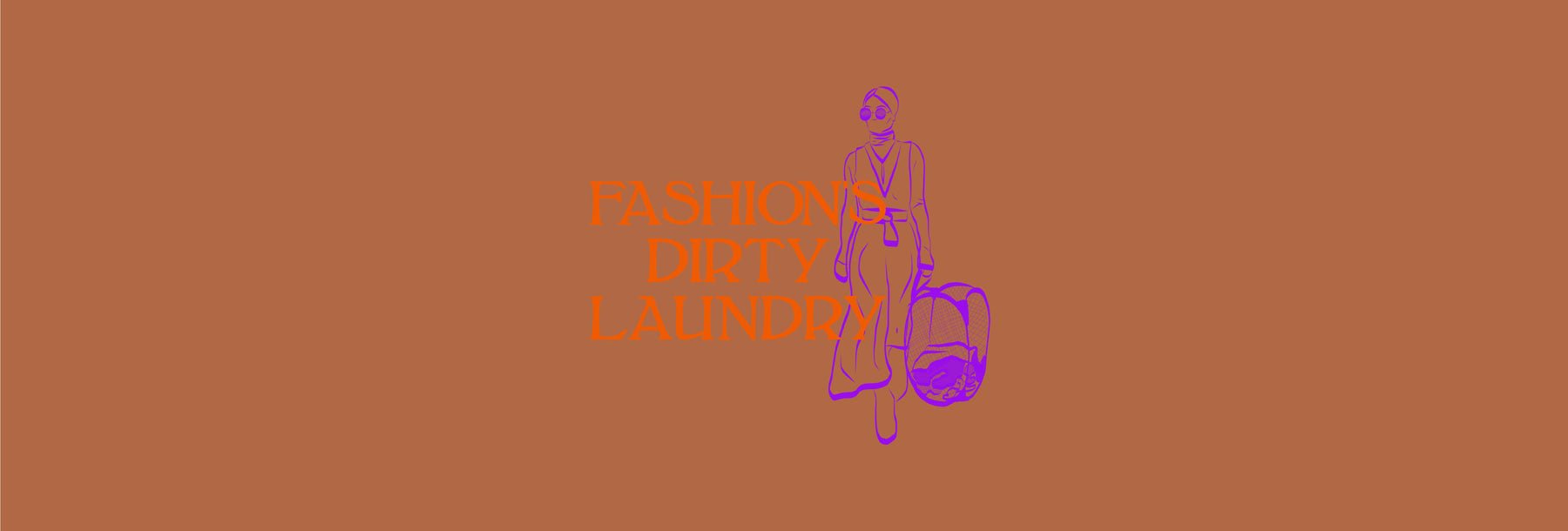 Fashion's Laundry List of Problems: Fast Fashion and Over Consumption