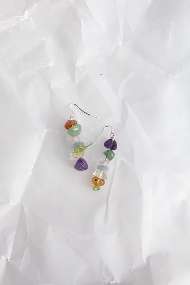 Mixed Gemstone Drops