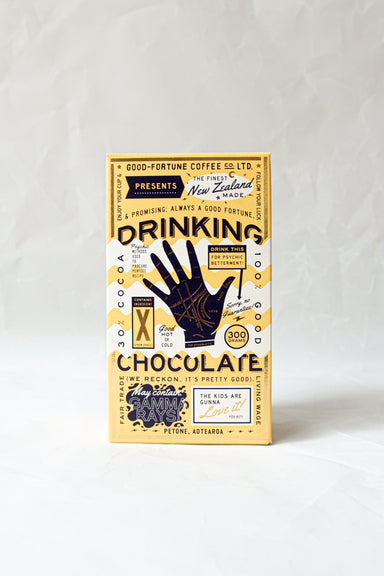 Delicious Drinking Chocolate
