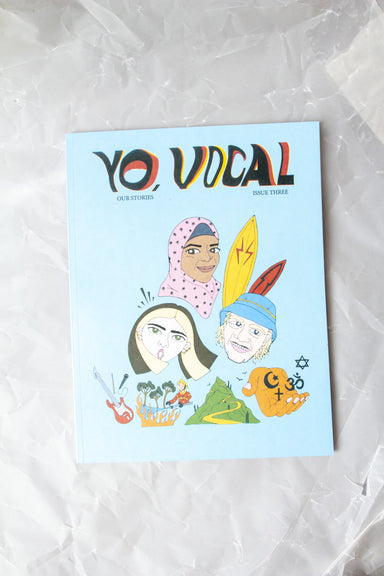 Yo Vocal Magazine - Issue 3