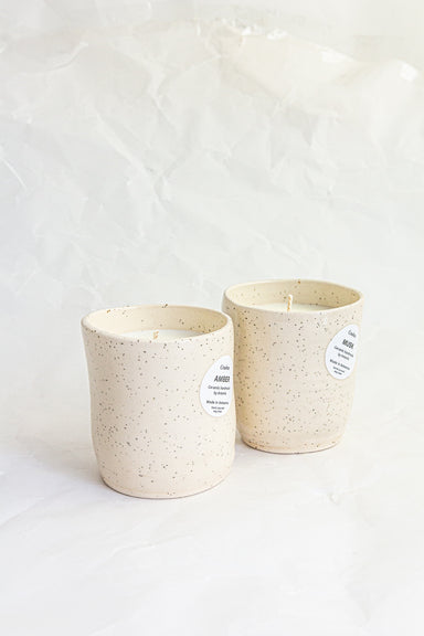 Crushes x Artemis Ceramic Tumbler Candle