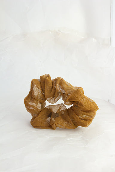 Neutral Nature Scrunchie