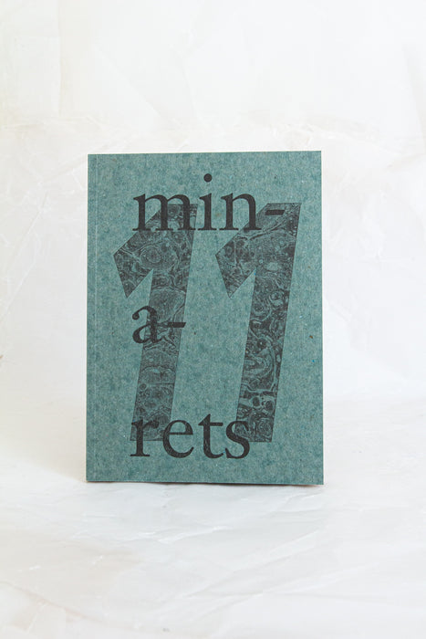Min-a-rets #11 : Annual Poetry Book