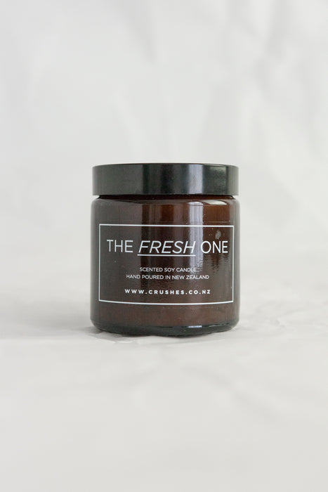 The Fresh One - Scented Soy Candle