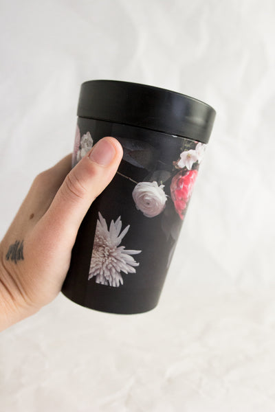 Fleurs Keep Cup Travel Mug