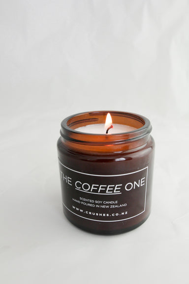 The Coffee One - Scented Soy Candle