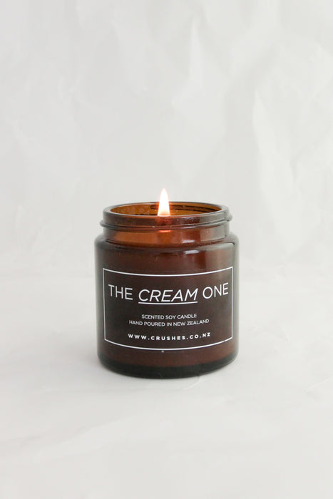 The Cream One - Scented Soy Candle