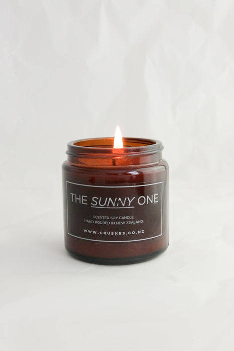 The Sunny One - Scented Soy Candle