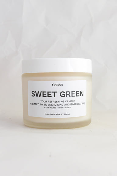 Sweet Green - Refreshing Candle