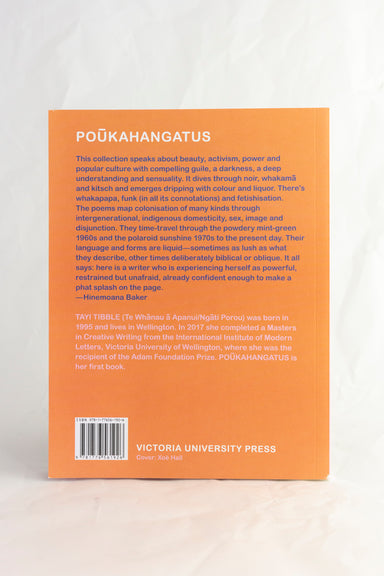 Poūkahangatus by Tayi Tibble
