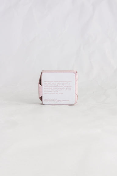 Pink Clay Face Cleansing Bar