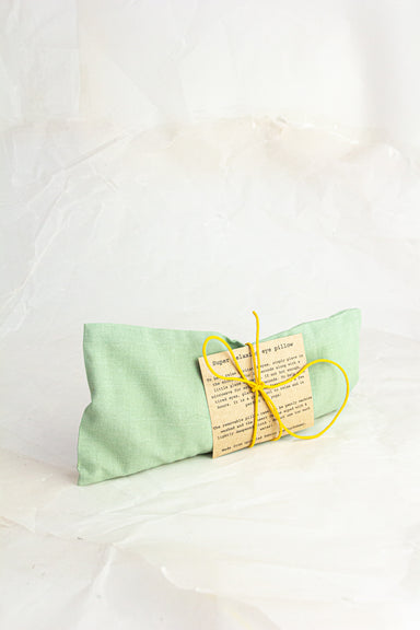 Soft Sage Eye Pillow