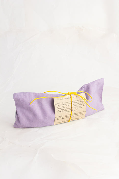 Purple Haze Eye Pillow