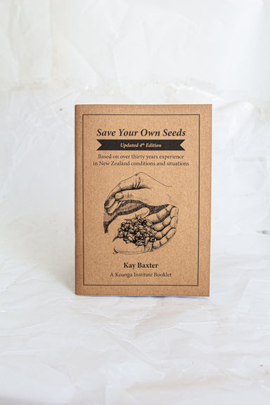 Save Your Own Seeds Booklet