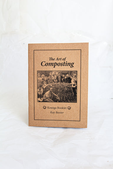 Art of Composting Booklet