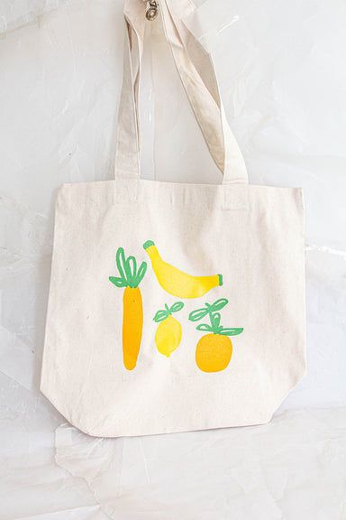 Large Fruit Tote Bag
