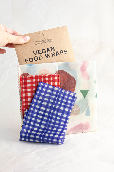 Vegan Foodwrap - 3 Pack