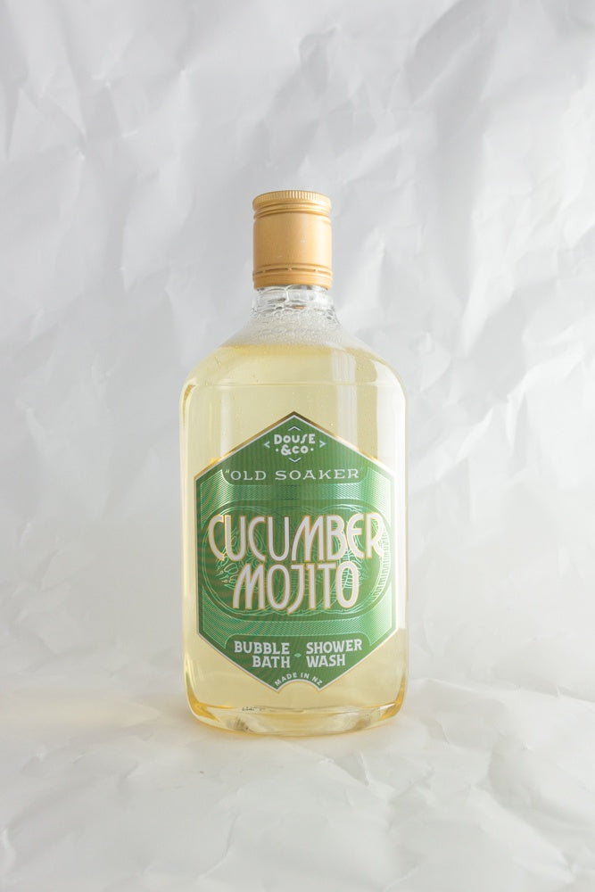 Cucumber Mojito Bubble Bath