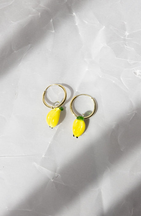 Banana Tutti Fruity Earrings