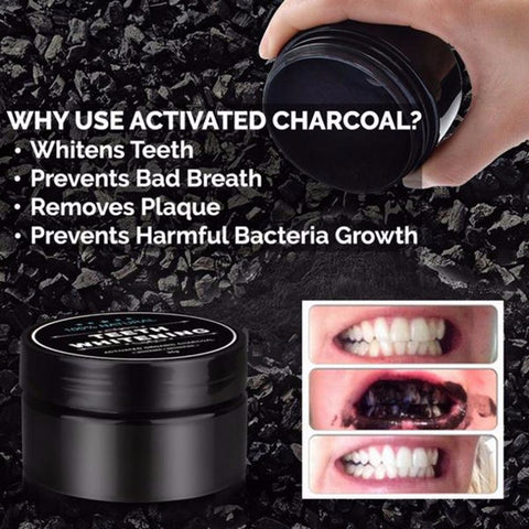 CHARCOAL POWDER KIT