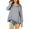 Image of Women Long Sleeve Hoodie