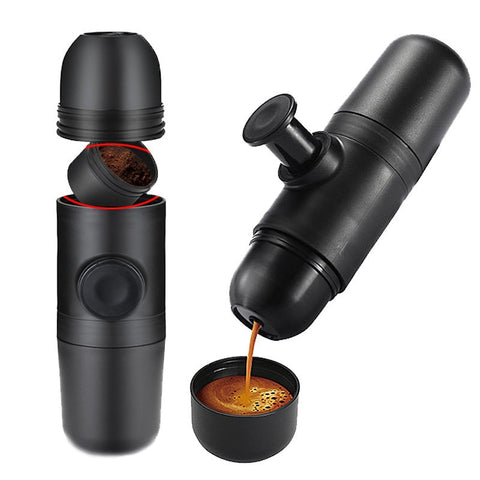 Minipresso Portable Coffee Makerd