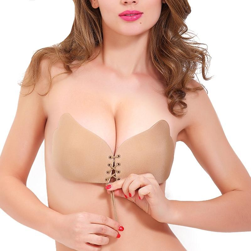 Strapless Backless Bra