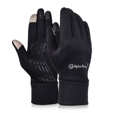 Vbiger Outdoor Running Hiking Gloves