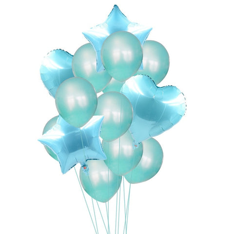 Pearlescent Latex Balloons