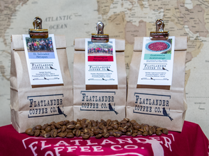 Flatlander Coffee Sampler