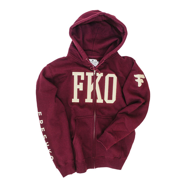 FKO Applique Zip