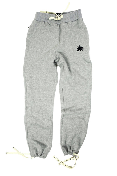 Gray Logo Sweatpants