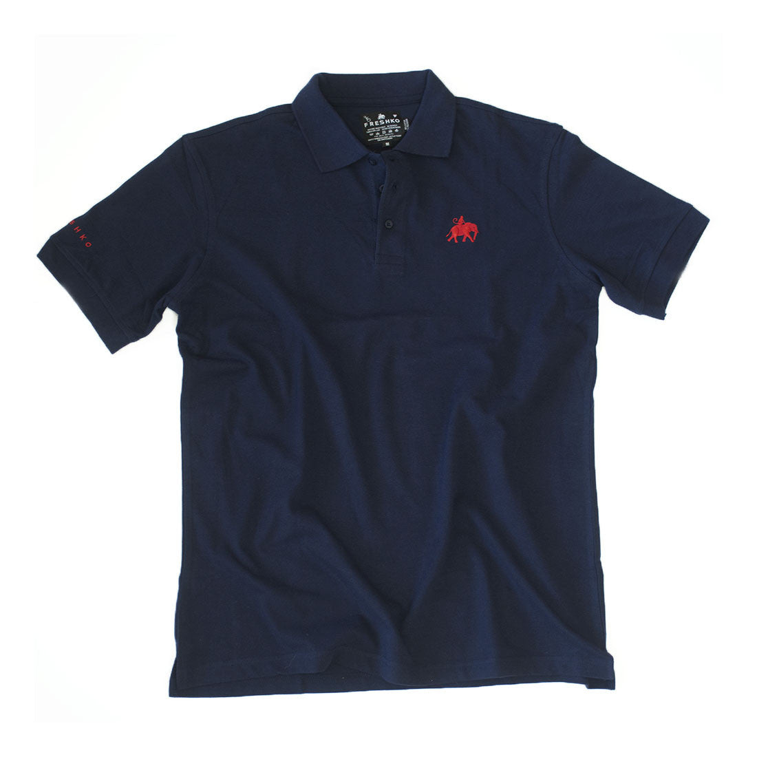 Navy Elemonkey Polo