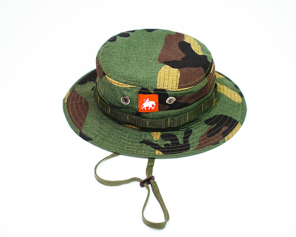 Waterproof Camo Bucket Hat