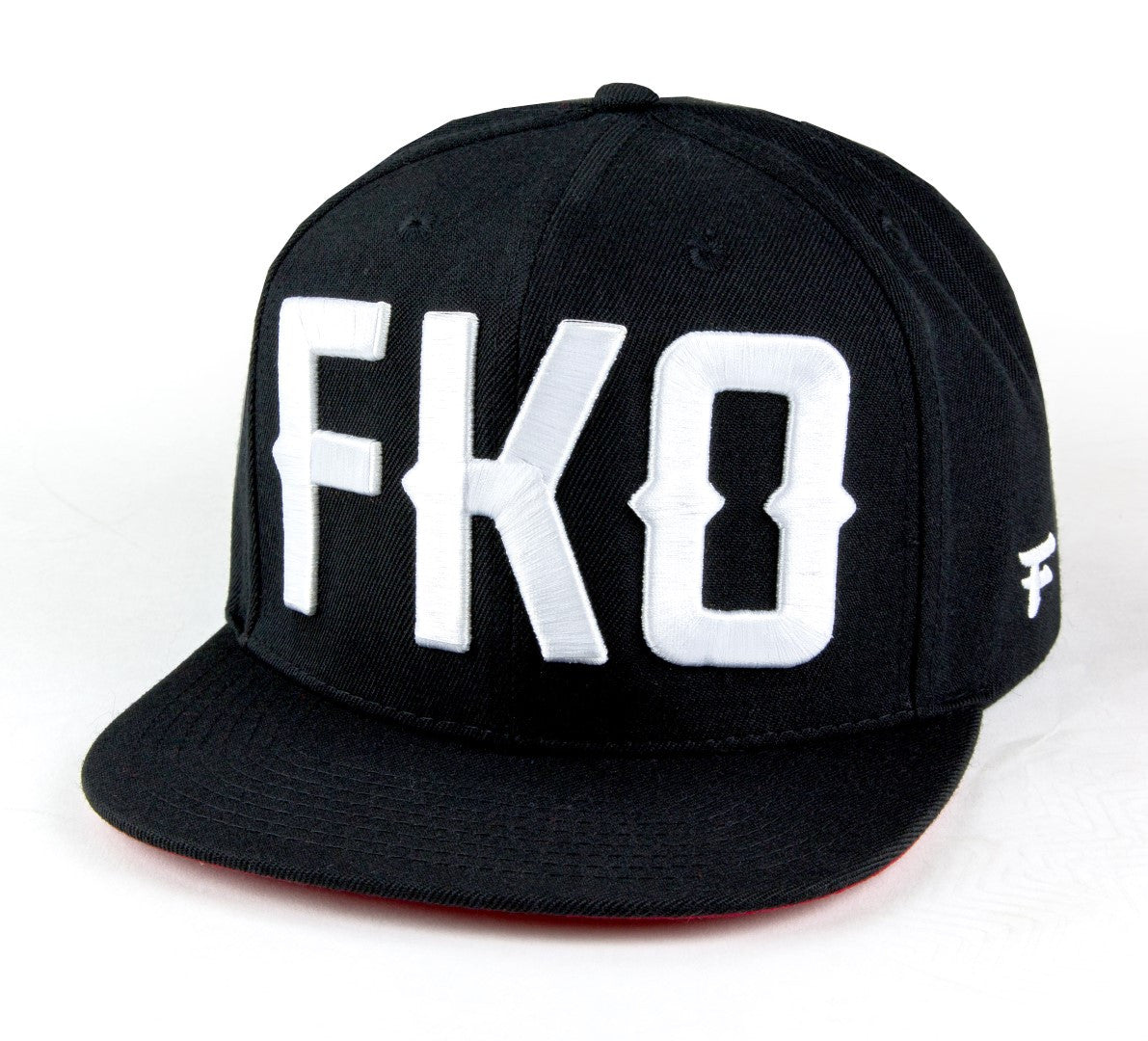 Black & White FKO Snapback
