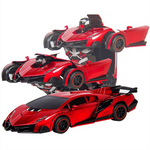 (Last Day Promotion 50% OFF)Best Choice Gift Toy For Kid With Beautiful Gift Pack RC Transformer Car