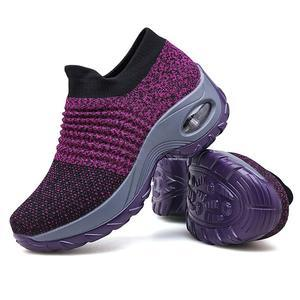 (🔥Hot Sales) Women's Walking Shoes Sock Sneakers