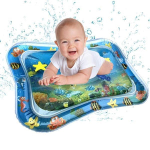Develop & Learn - Tummy Time Water Mat